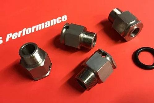 JS Performance Raminator wheel extenders (x4)