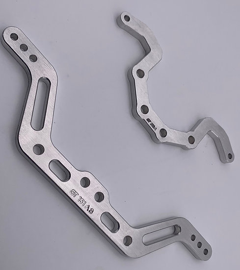 Baja front and rear Lowering kit