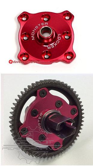 Vertigo Aluminum Gear Hub for Vertigo Spur Gears for Losi