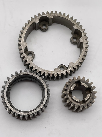 HPI transmission gears- new take off's