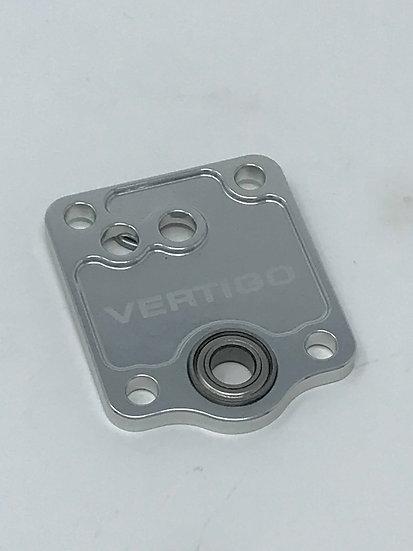 Vertigo Transmission upper brace with bearing for Vekta
