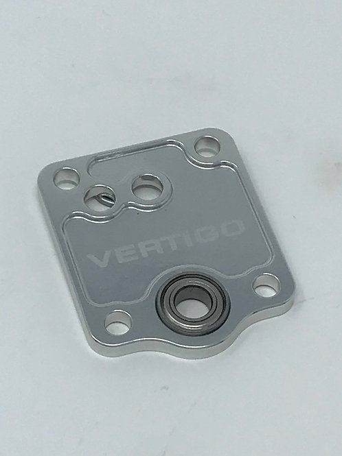 Vertigo Transmission upper brace with bearing for Vekta
