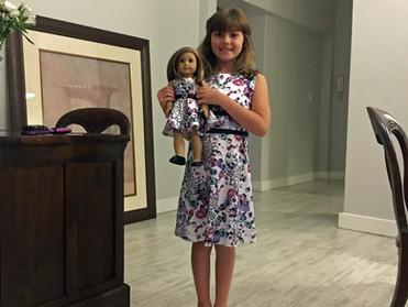 Little Girls & Their Dolls
