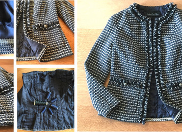 Resources for Constructing the Classic Cardigan Jacket