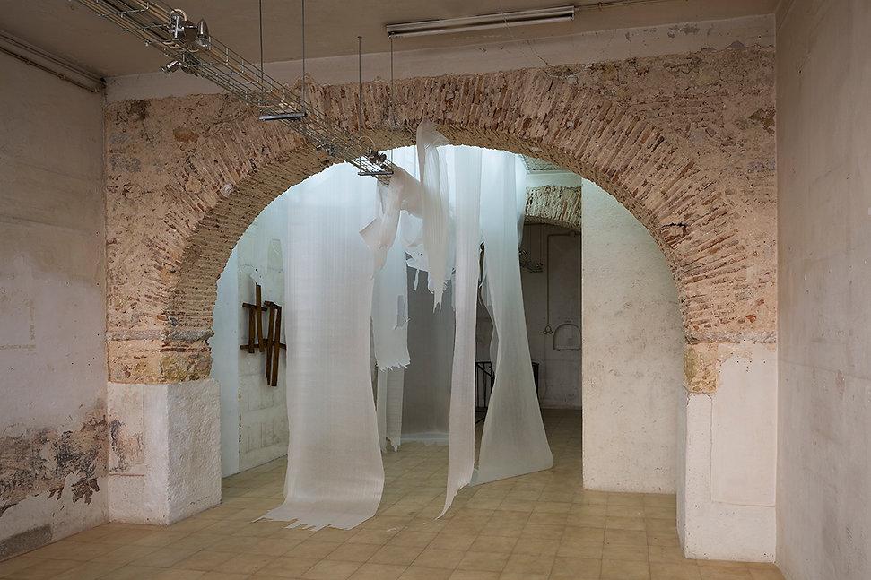 Exhibition MArt Contemporary Artist Art Daniel Alfacinha Lisbon Sculpture Installation Simoon Shipwreck