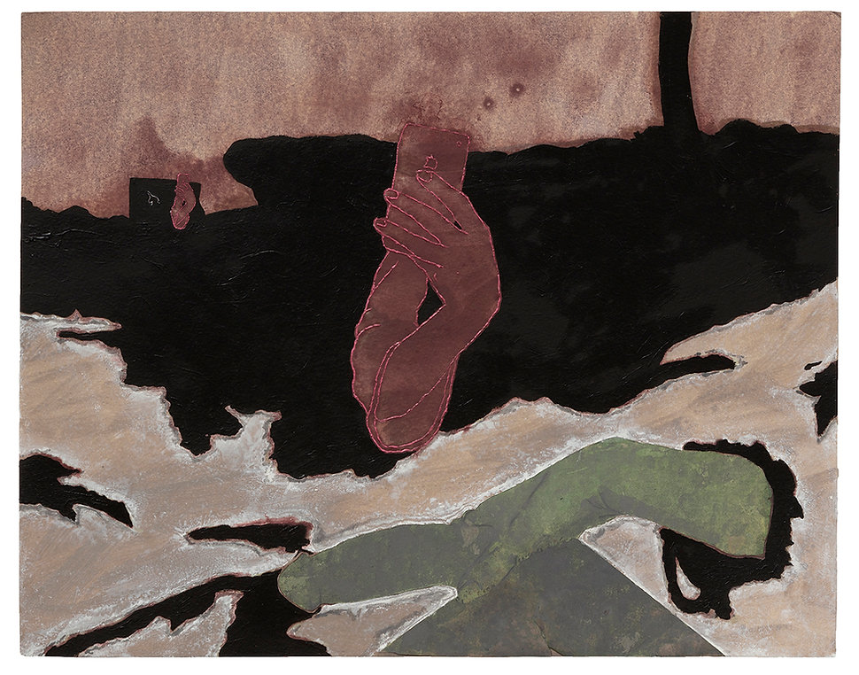 Sarah Hyland Unicorn Ellen Krantz Murder Rape Voyeur Painting Daniel Alfacinha