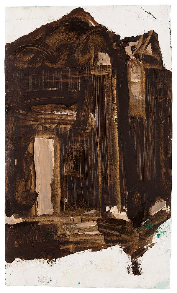 Usher Edgar Allan Poe Painting Drawing Collage On paper Daniel Alfacinha Mixed Media