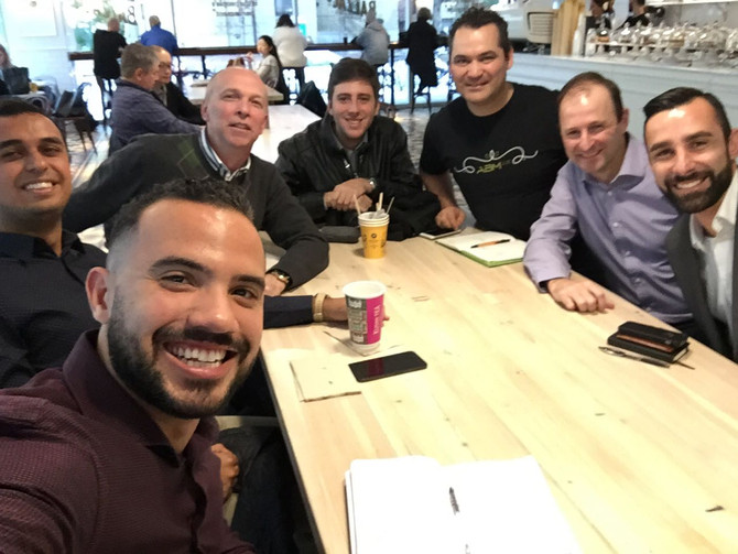 South Brazilian Mission, connecting new entrepreneurs to Toronto's innovative ecosystem.