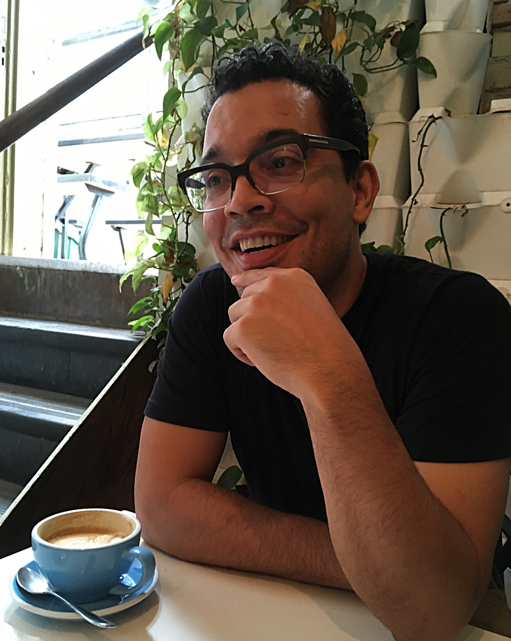 First Edition of Cafepreneur in Uptown Waterloo, ON