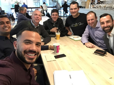 South Brazilian Mission, connecting new entrepreneurs to Toronto's innovative ecosystem