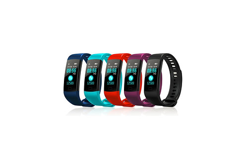 PrimeSports Fitness Tracker and Power Bank