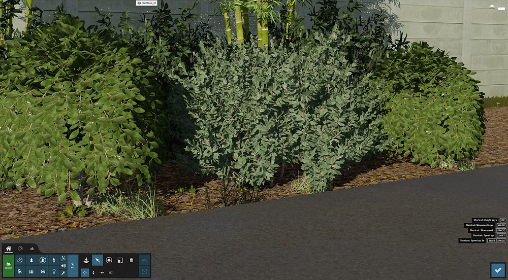 Image showing Lumion plant and Grass Objects. Image by The Lumion Collective.
