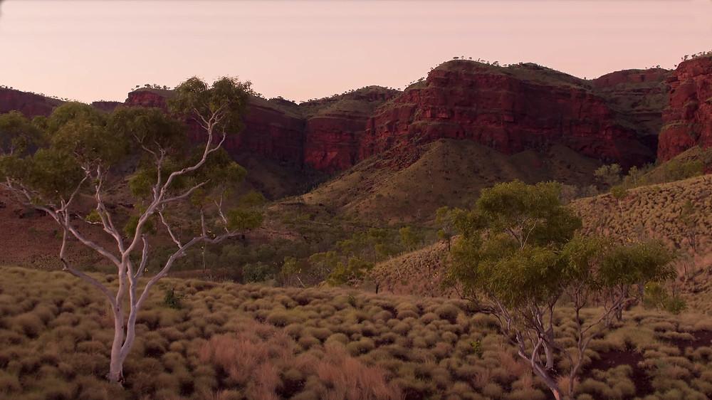 Image of Kimberley landscape in Western Australia. Imagery by Dan Proud
