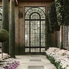 Longwood - Garden Detail