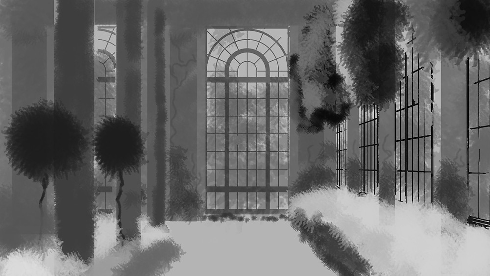 Concept Art for Longwood, Project by The Lumion Collective