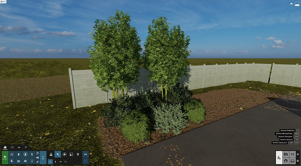 Image showing Lumion garden heights. Image by The Lumion Collective.