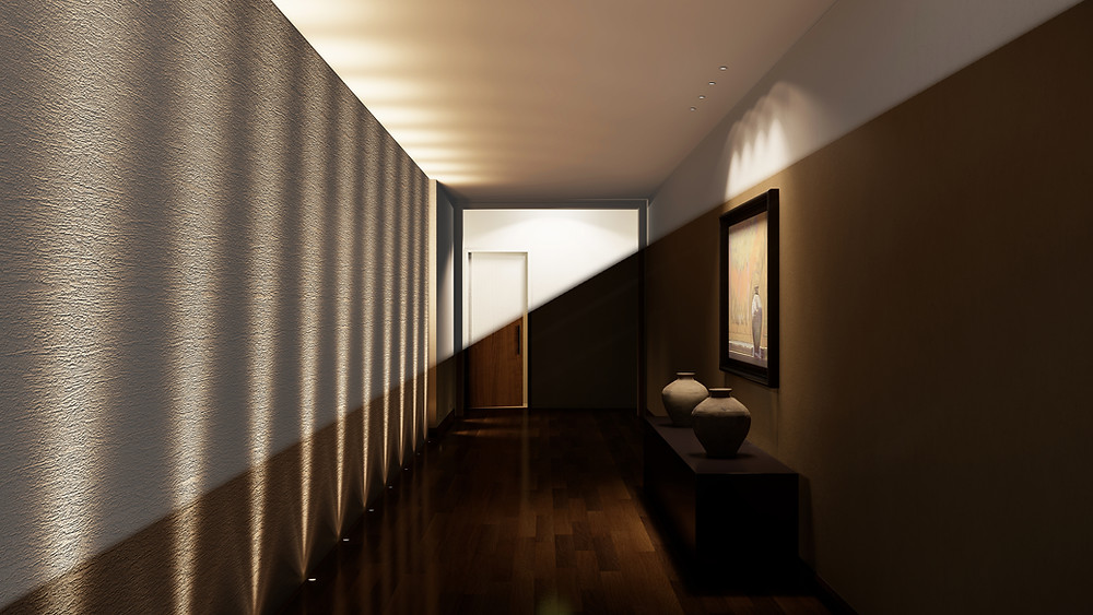 Image showing lighting/render pass from The Lumion Collective