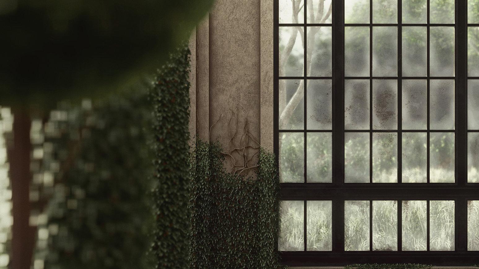 Longwood, Lumion Render of Longwood Gardens, Render by Ark Visuals