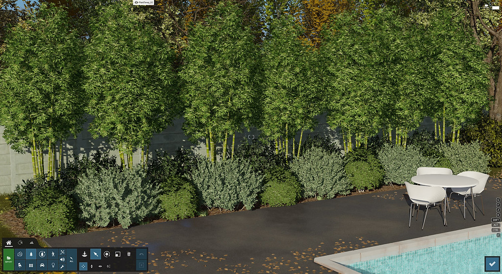 Image of Lumion garden design. Image by The Lumion Collective.