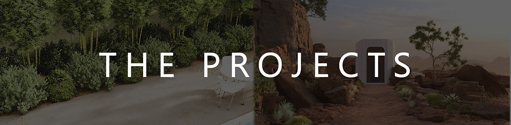 """Title Image: """"The Projects"""""""
