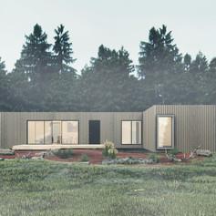 Axel House - Exterior