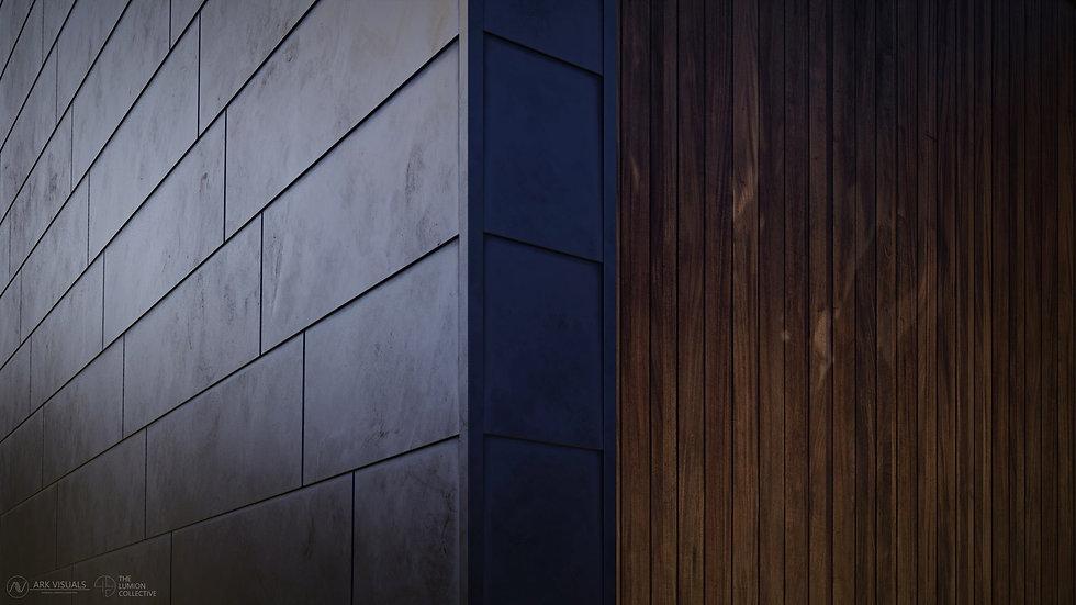 Regency, exterior render by Ark Visuals