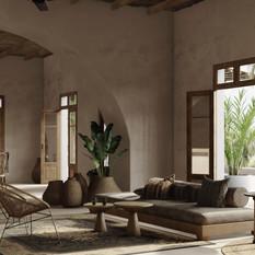 Scorpia - Living Area Design