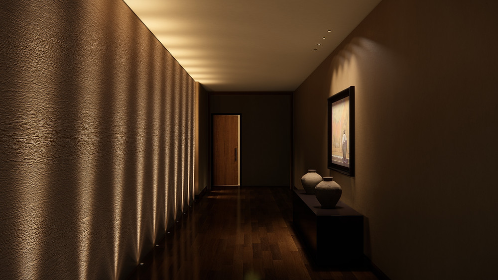 Image showing hallway from The Lumion Collective