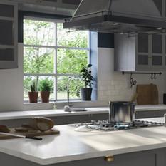 The Craftsman - Kitchen