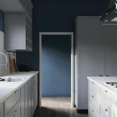 The Craftsman - Galley Kitchen