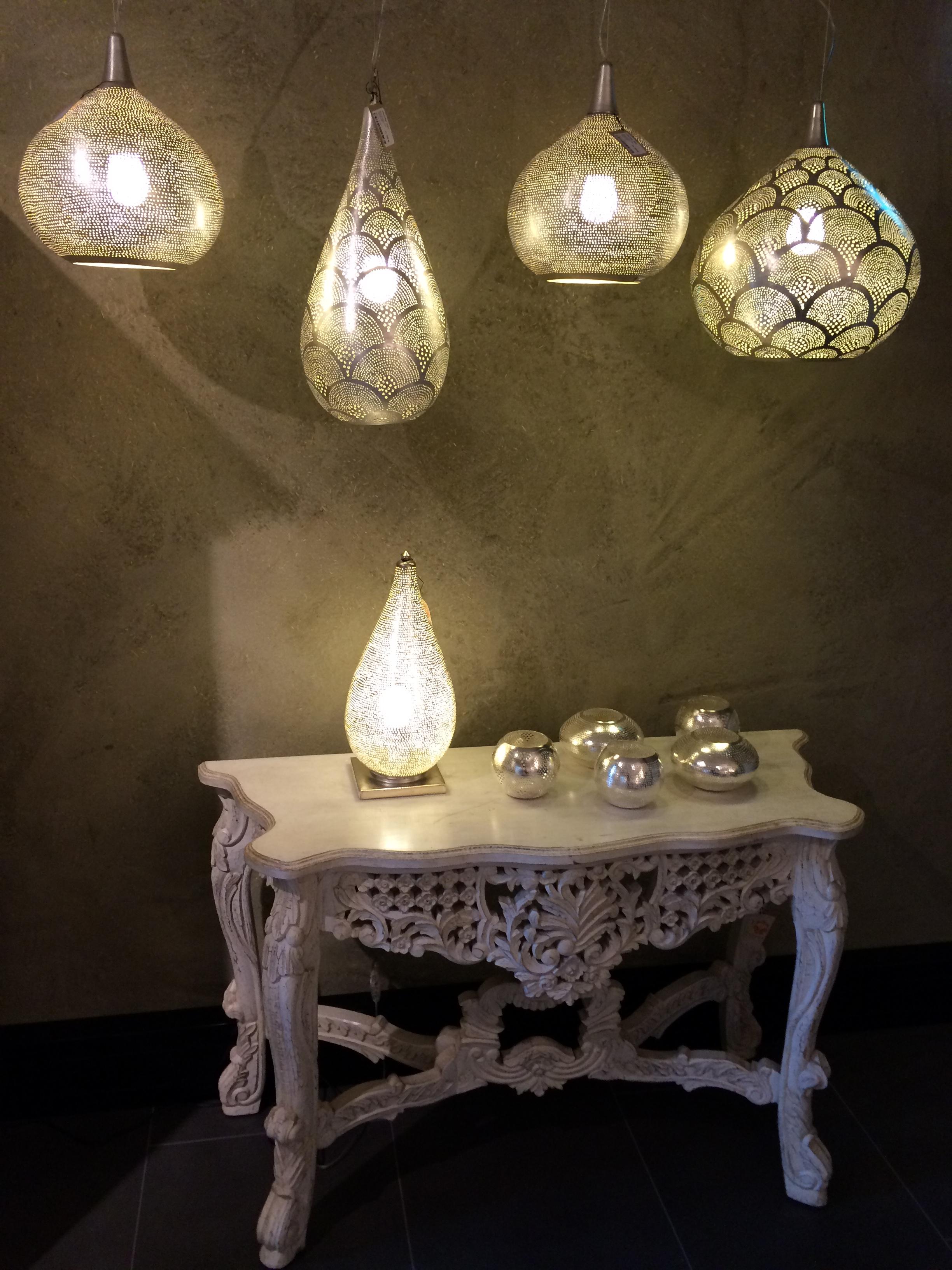 36 - silver lights, Morocco