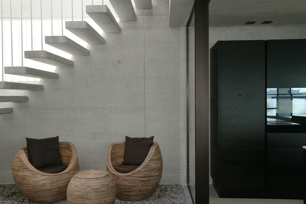 7 - bamboo chairs, Bali