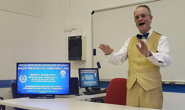 Dr. Joseph J. Plaud's Curriculum Vitae (CV)