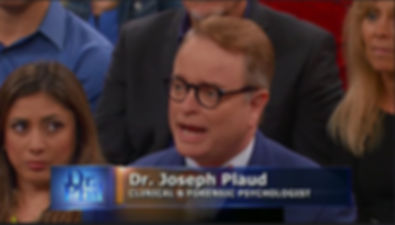 Dr. Joe on Dr. Phil: September 10, 2015