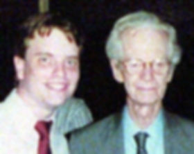 Dr. Joe and Dr. B.F. Skinner