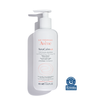 Avène® XeraCalm A.D Lipid-Replenishing Cleansing Oil