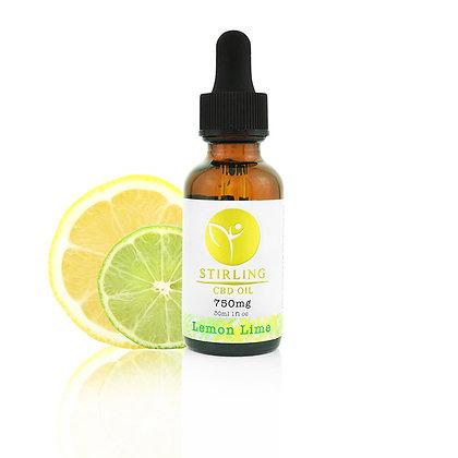 CBD Oil Lemon Lime - 500 MG