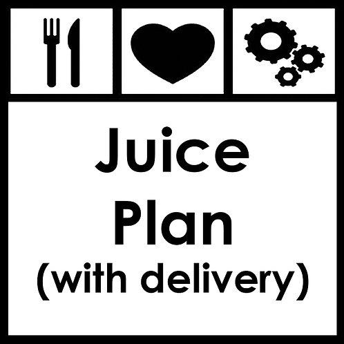 30 Juice Plan