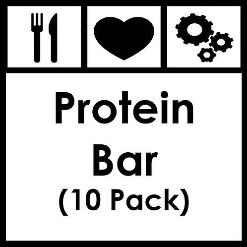 Pure sugar free nougat bars