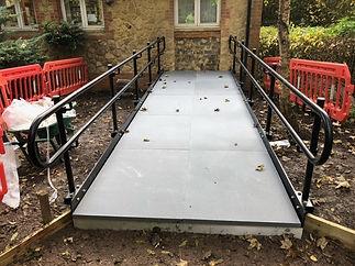 KITE Projects - KITE Bespoke Access Ramp