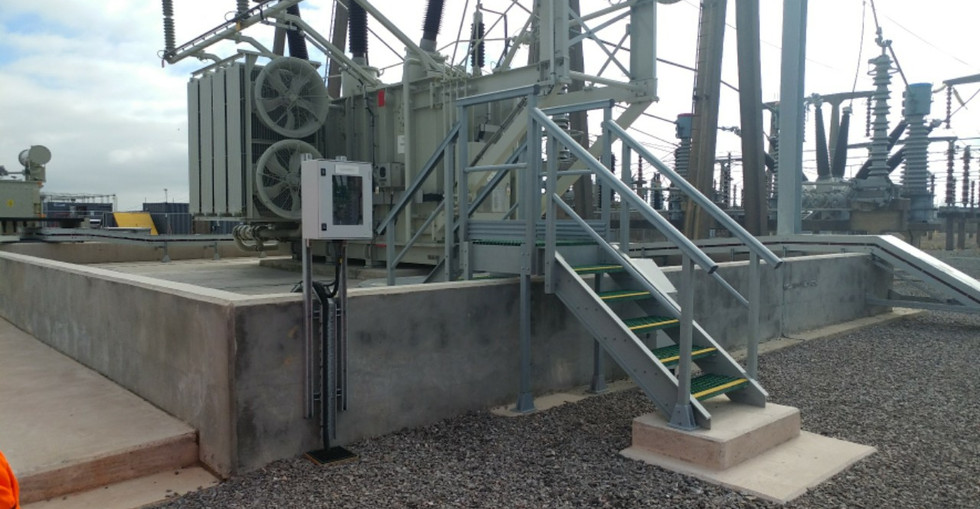 KITE Projects - Hinkley Point - GRP Step