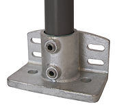 142 - Base Flange with Intergrated Toe B
