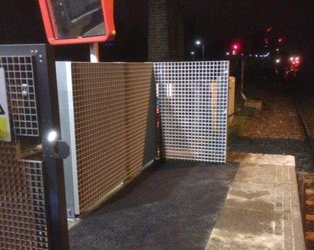 KITE Projects - Haywards Heath Station - KITE Bespoke GRP Solution