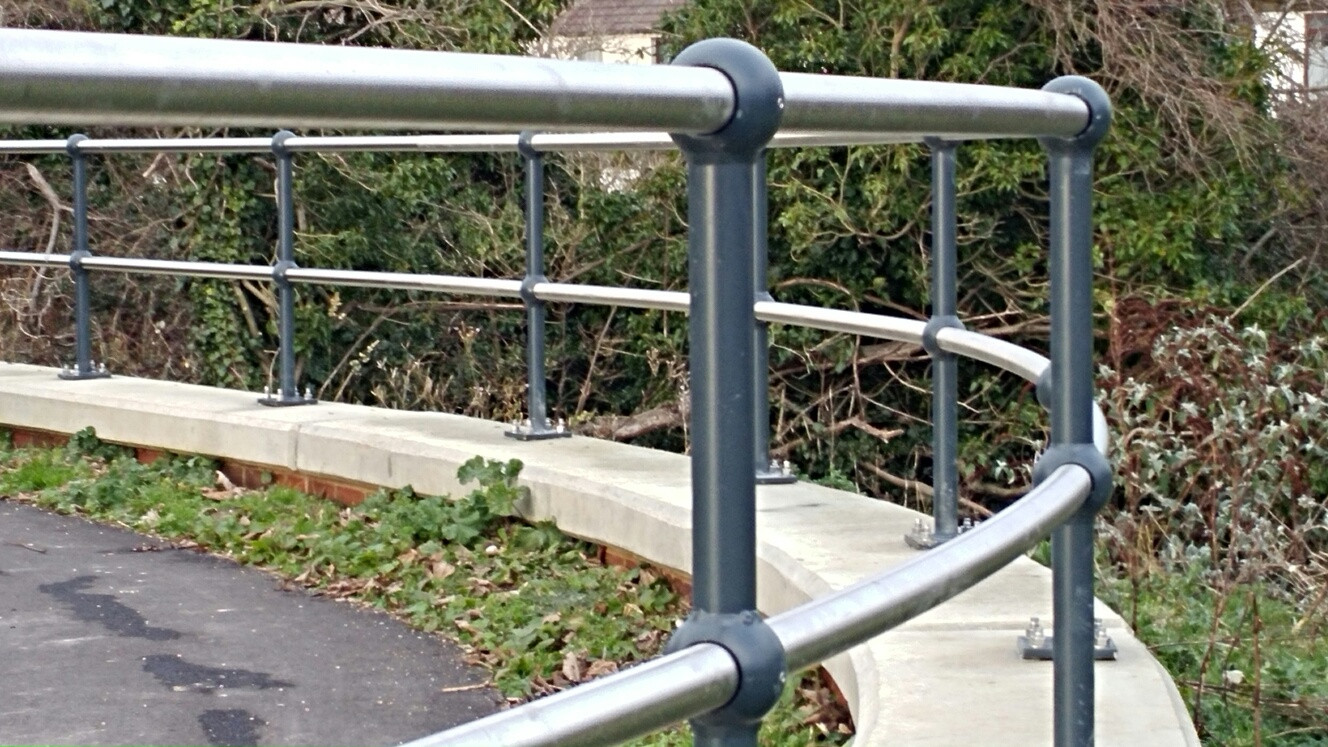 KITE Projects - Shoreham - KITE Stainless Steel Handrail