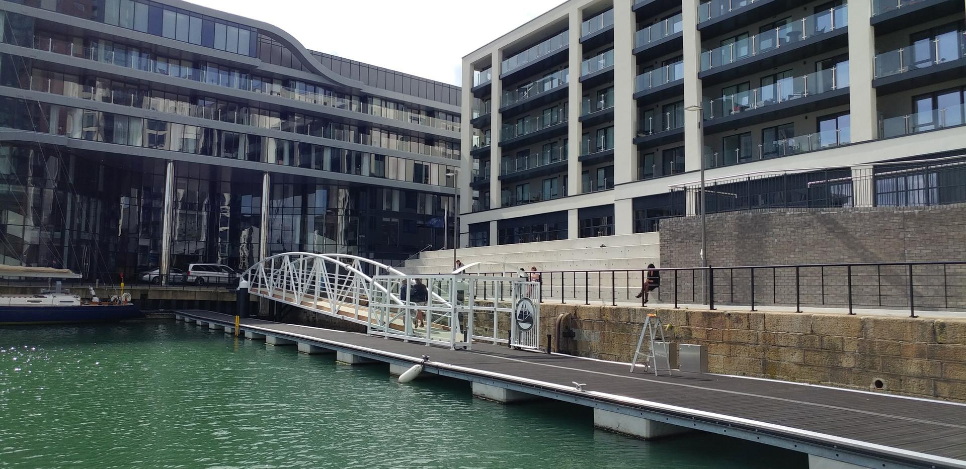 KITE Projects - Southampton Marina - KITE Bespoke Metal Solution