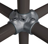 158 - 4 Way Cross With Central Tube.jpg