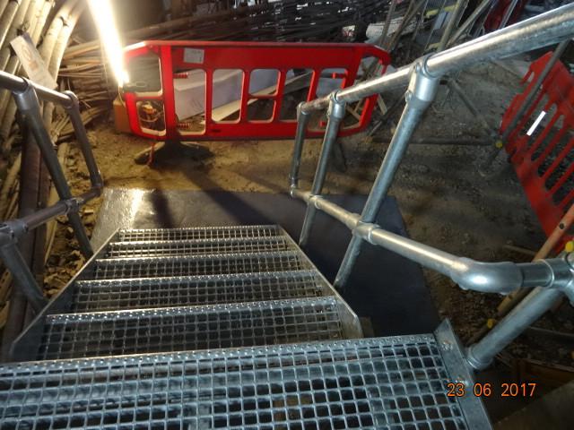 KITE Projects - Moorgate Station - KITE Bespoke Metal Solution