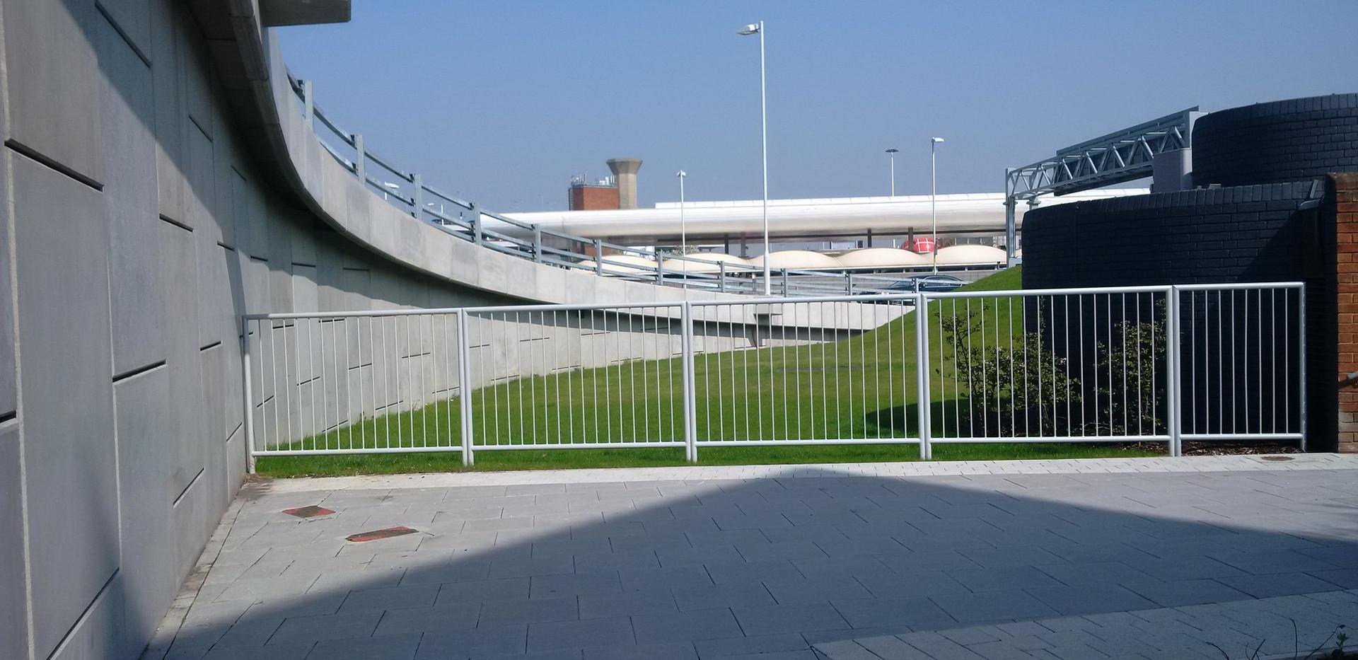 KITE Projects - Heathrow PPC Barrier Fen