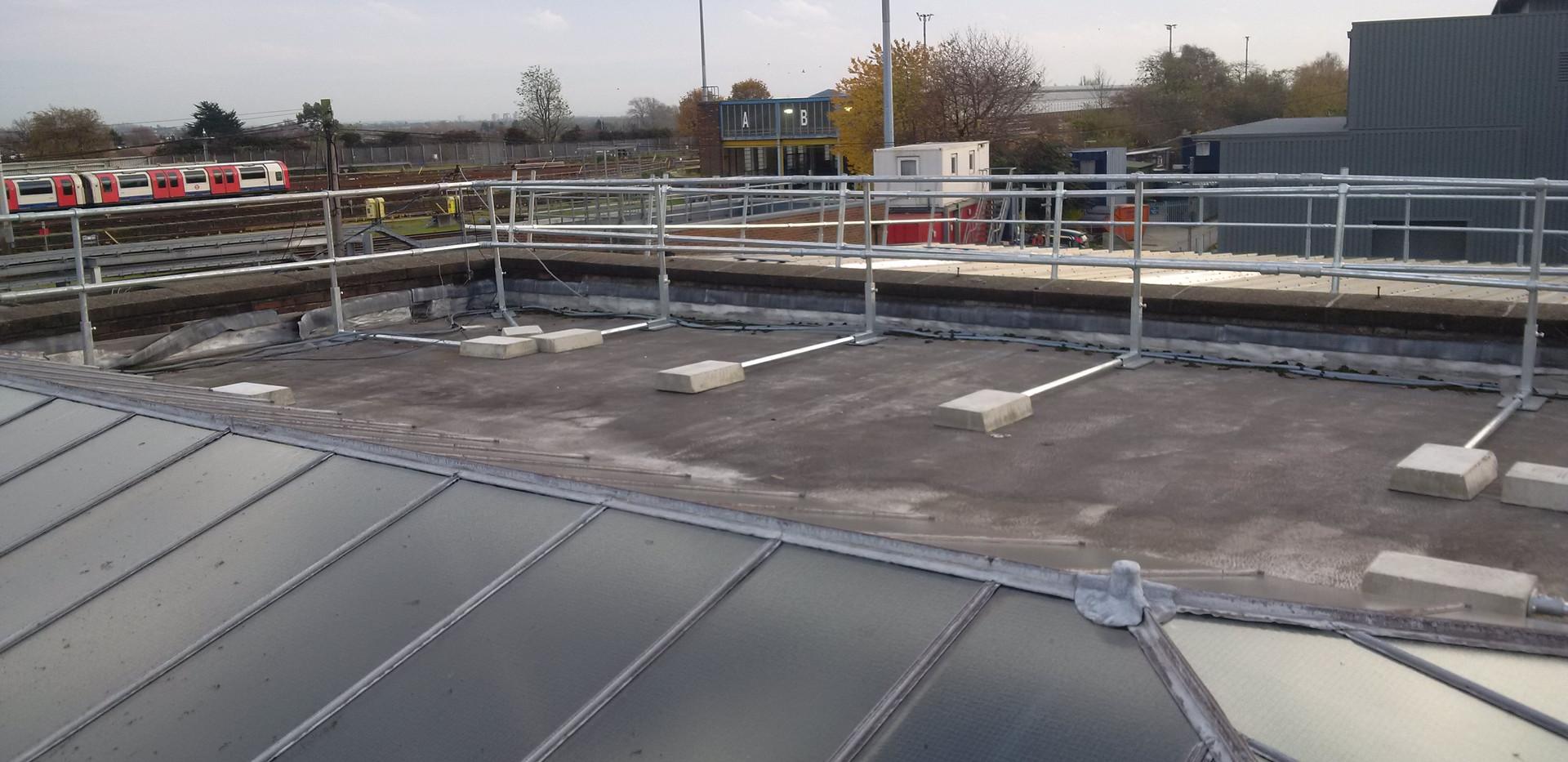 KITE Projects - Hainault Depot - KITE Ladder