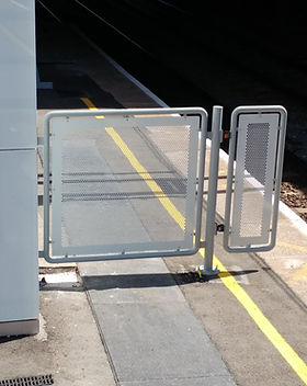 KITE Projects - Forest Gate Station - KITE Bespoke Metal Solution